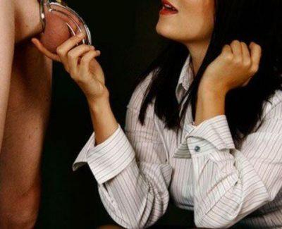 Schritt für Schritt Guide für die männliche Keuschhaltung!